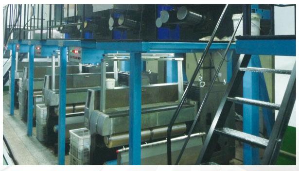 锦纶工业丝FDY纺丝机