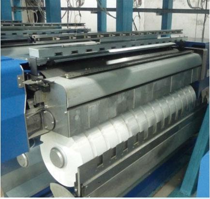 涤纶POY(高质量带导盘)纺丝机