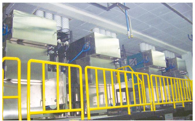 涤纶工业丝FDY纺丝机