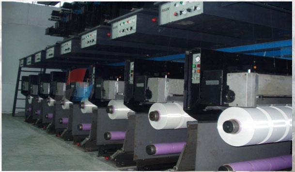 复合纺丝机