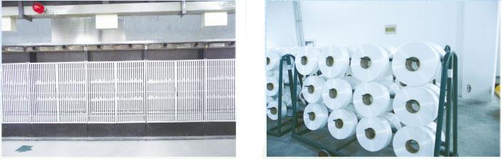高强丝FDY纺丝机