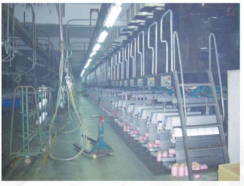 锦纶、涤纶母丝纺丝机