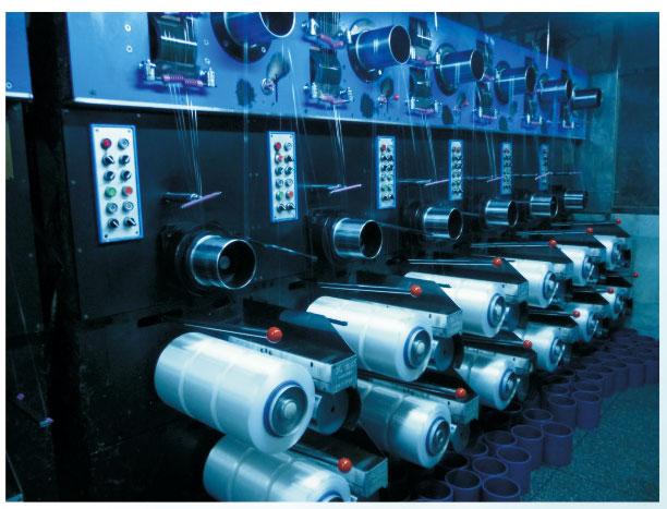 涤纶锦纶102A纺丝机